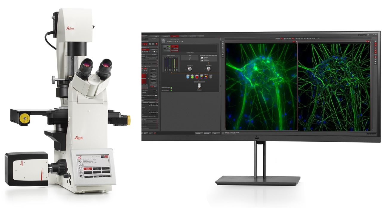 THUNDER Imager 3D Cell Culture & 3D Live Cell